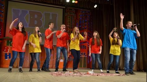 В Бутурлиновке прошли межрайонные игры на кубок КВН-2015