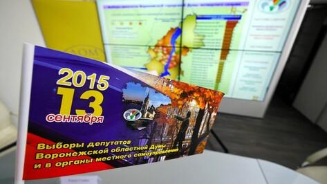Воронежский облизбирком обработал 12% бюллетеней: «Единая Россия» – 77,8%