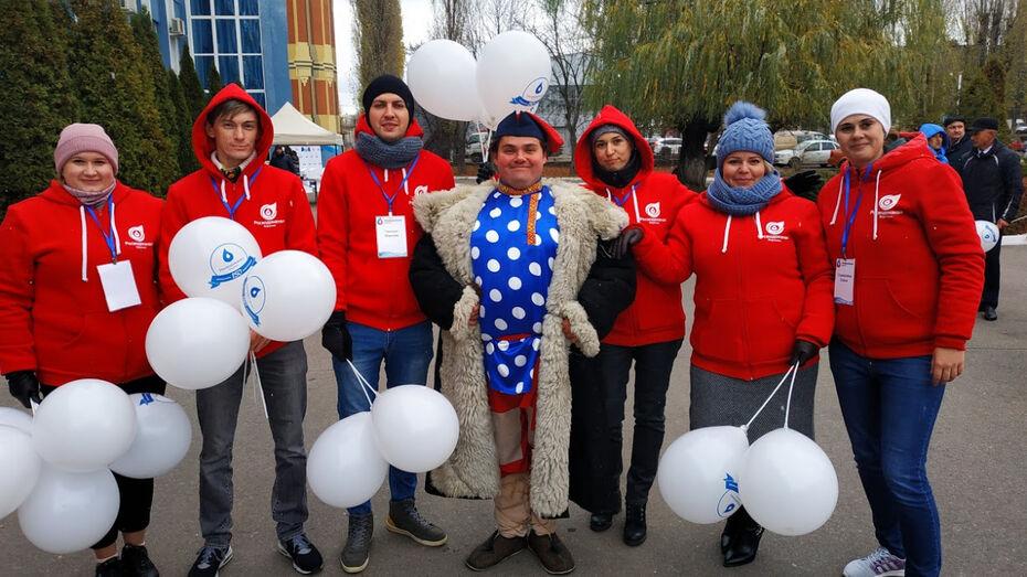 «РВК-Воронеж» устроил праздник в честь 150-летия водопровода
