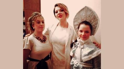 Грибановские солистки стали лауреатами международного конкурса