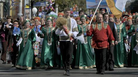Воронежцев призвали отказаться от автомобилей в День города