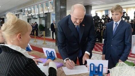 Александр Лукашенко стал президентом Белоруссии в пятый раз