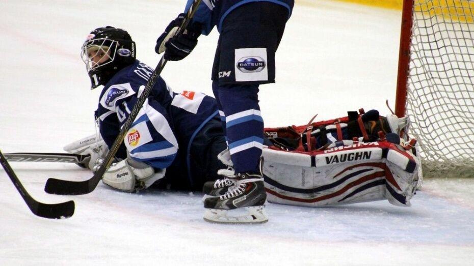 Хоккеисты «Россоши» проиграли первый матч полуфинальной серии МХЛ