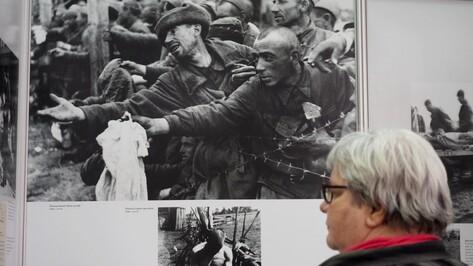 Международная выставка о советских военнопленных открылась в Воронеже