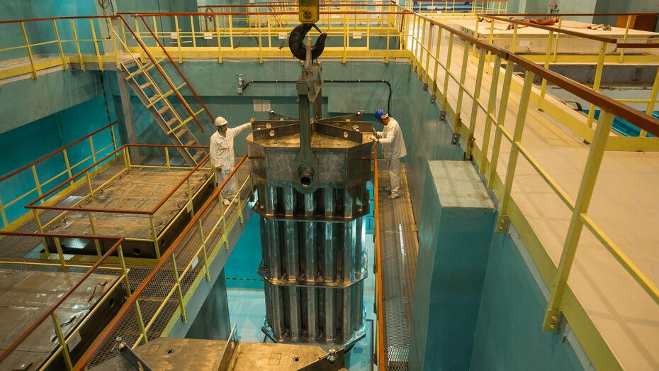 Нововоронежская АЭС первой переведет энергоблок с ВВЭР-1200 на 18-месячный топливный цикл