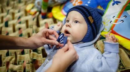 Губернатор поддержал сбор на самый дорогой укол для воронежского малыша со СМА