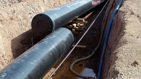 В пяти районах Воронежской области в этом году проложат 200 километров газопроводов
