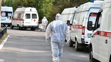 Минздрав: 92% госпитализируемых в России не привиты от коронавируса
