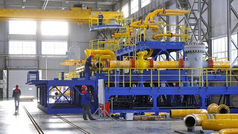 Промышленный кластер Воронежской области получит федеральные субсидии