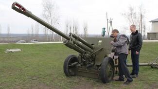 Выставка военной техники впервые пройдет в поселке Хохольский