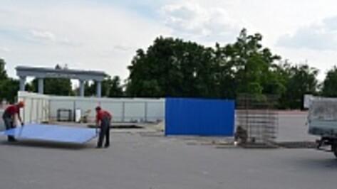 На главной площади Богучара построят памятную стелу