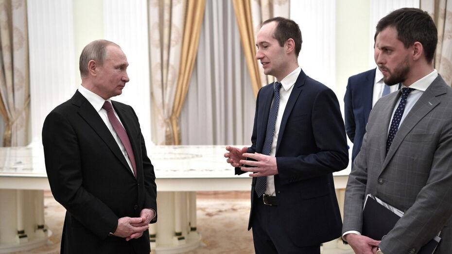 Предприниматель из Воронежской области стал лауреатом нацпремии «Немалый бизнес»