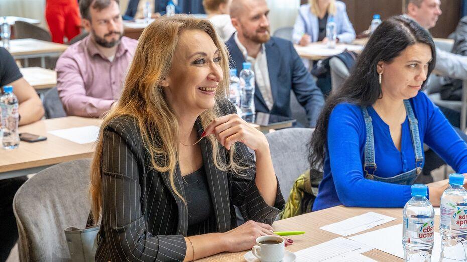 В Воронеже молодым предпринимателям повысили финансовую грамотность на реалити-игре