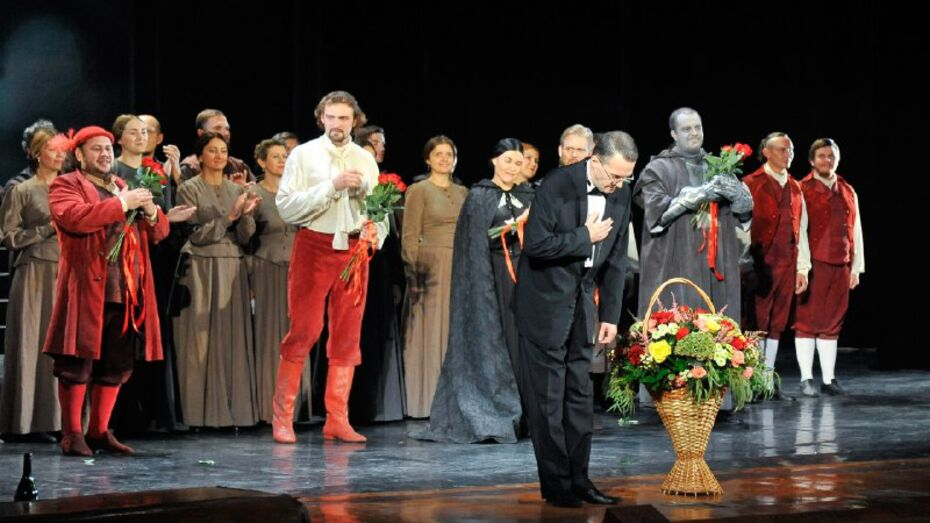 Воронежский оперный театр номинировали на национальную премию «Онегин»
