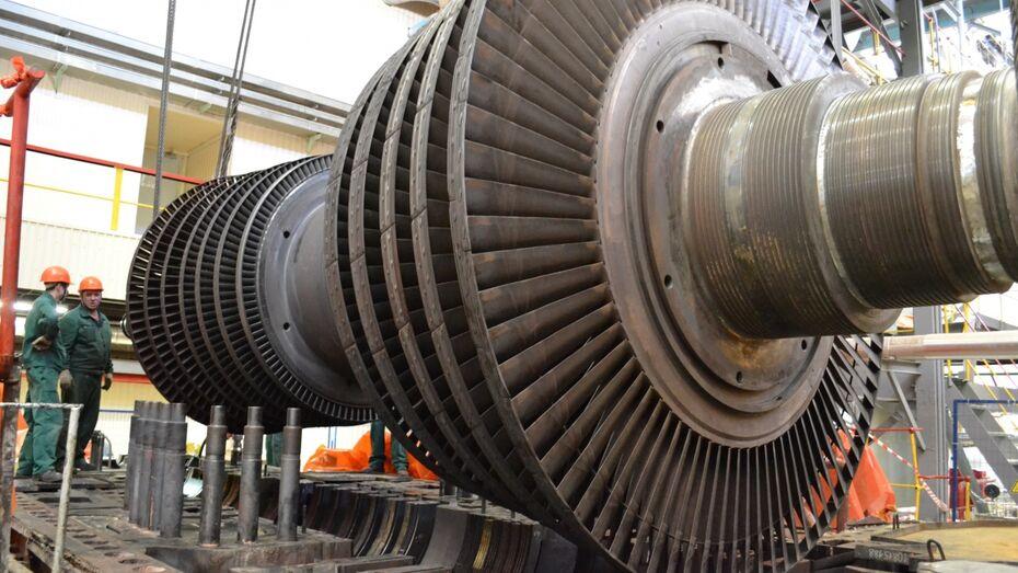 Нововоронежская АЭС модернизирует турбину блока №5