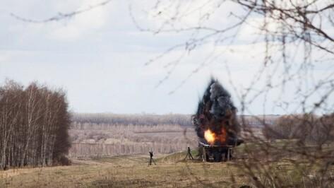 В Воронеже нашли 7 минометных снарядов у Московского проспекта