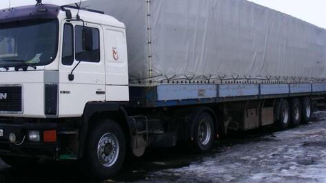 Под колесами фуры MAN в Придонском погиб воронежец