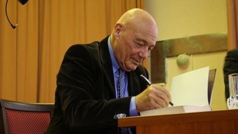 Владимир Познер рассказал воронежским студентам о «государственной дуре»