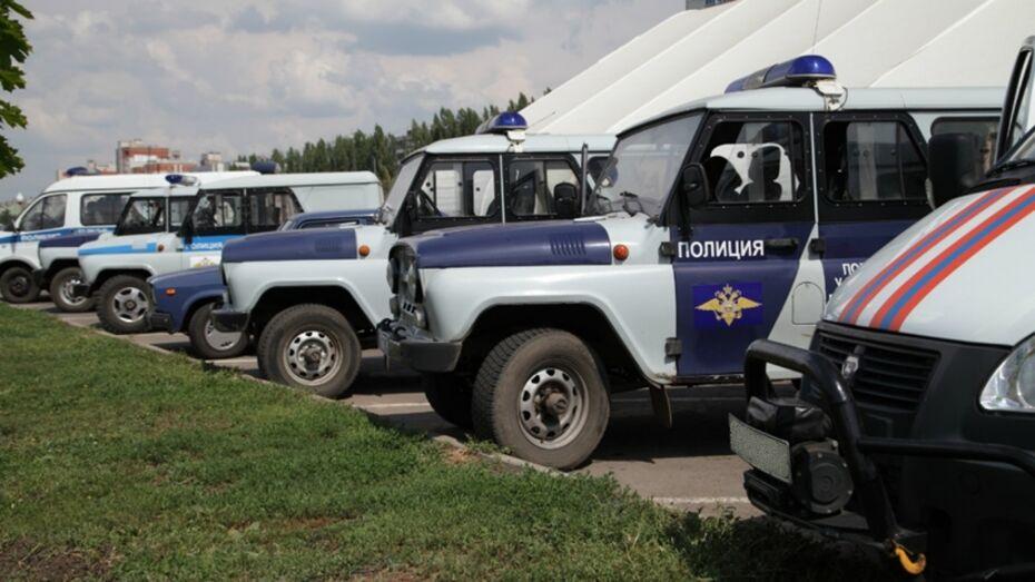 В Воронеже участковый 2 раза выстрелил в воздух для защиты от дебоширов