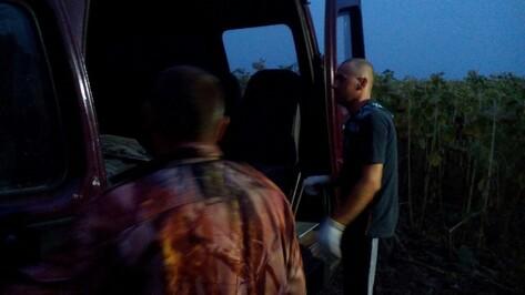 Перлевский убийца открыл огонь по полицейским после предложения сдаться