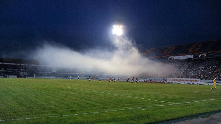 Реконструкция воронежского стадиона «Факел» будет стоить 704 млн рублей