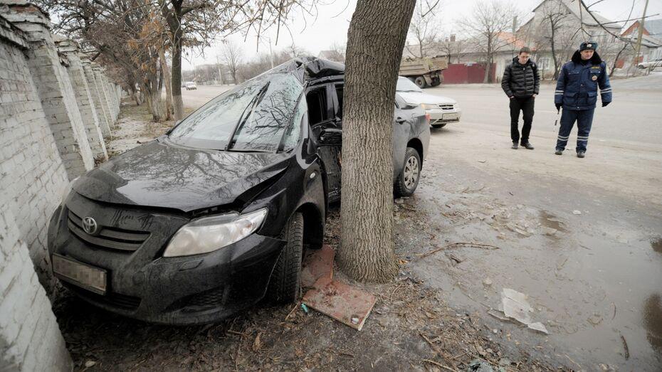Прокуратура: в Воронежской области 213 человек погибли из-за плохих дорог