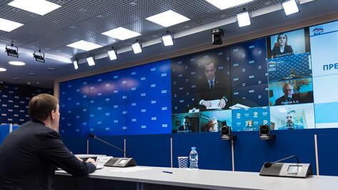 Дмитрий Медведев: «Электронное голосование – современная технология сама по себе»