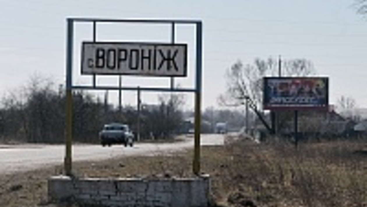 Воронiж после Майдана