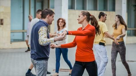 Воронеж поддержит всемирный Zouk Flashmob в третий раз