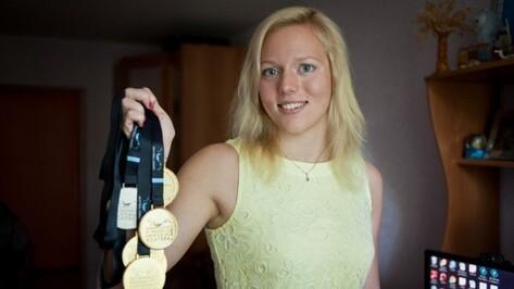 Воронежская спортсменка Дарья Стукалова взяла «серебро» на чемпионате мира IPC по плаванию