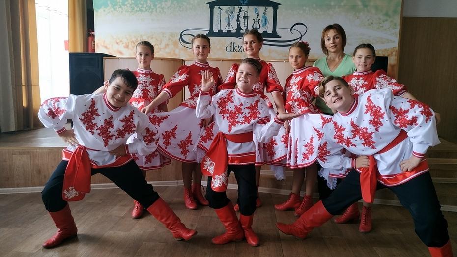 Борисоглебские танцоры стали лауреатами Всероссийского конкурса «Звездный меридиан»