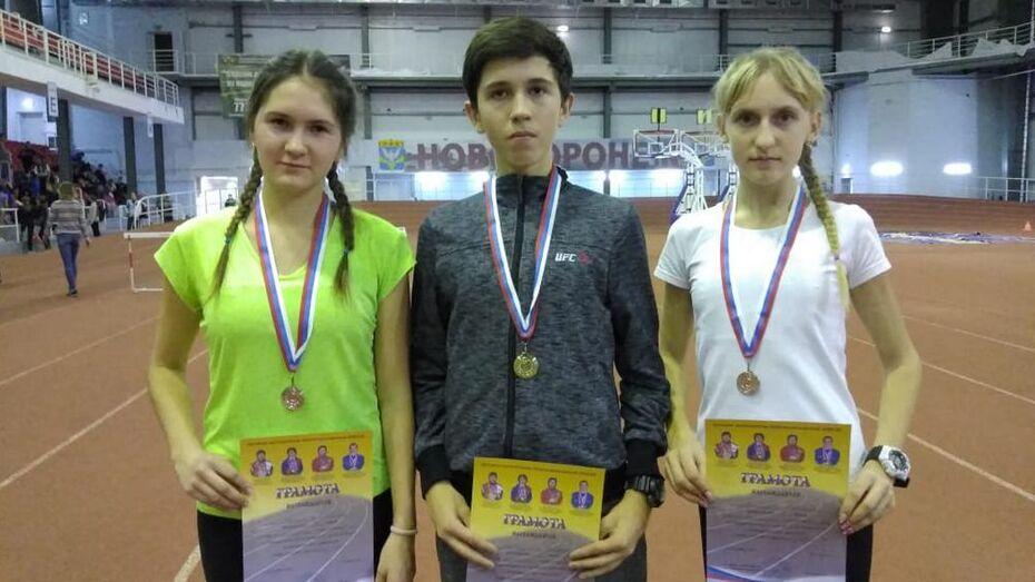 Поворинский легкоатлет выиграл 2 «золота» межрегионального турнира