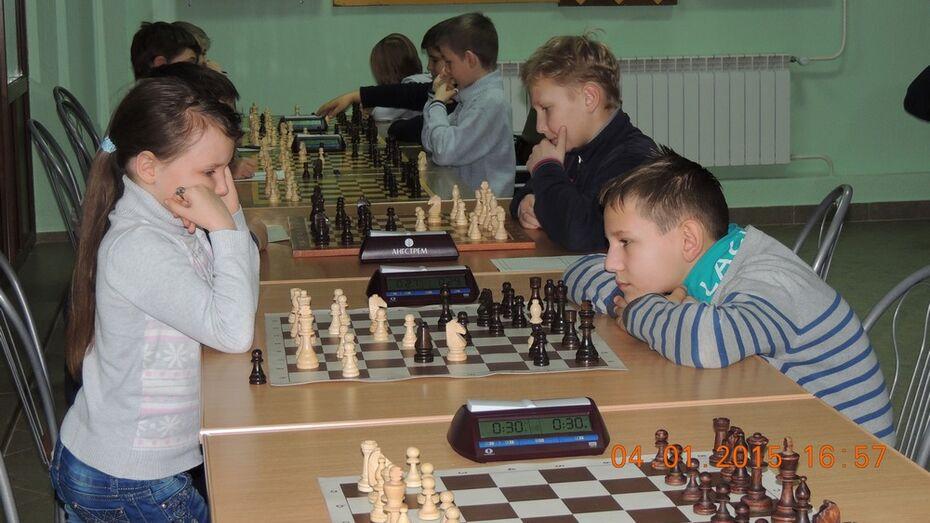 Три Кирилла победили в открытом первенстве Кантемировского района по шахматам среди юниоров