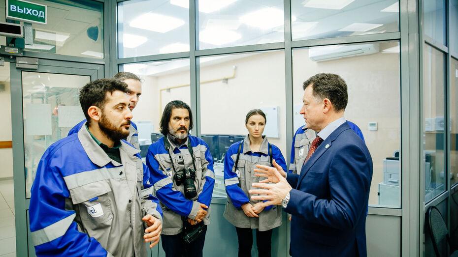 Нововоронежскую АЭС посетила группа журналистов из провинции Мерсин