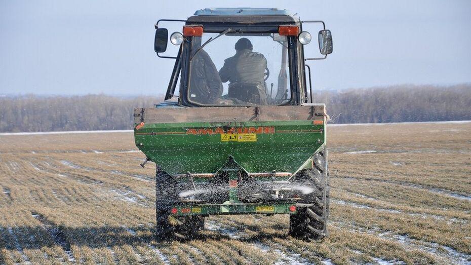 Бутурлиновские сельхозпредприятия района начали подготовку к весеннему севу