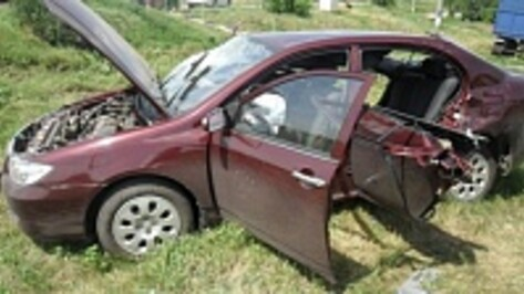 Пострадавшая в аварии под Воронежем шестимесячная девочка умерла в больнице
