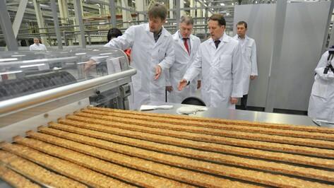 Кондитерский дом «Восток» запустил под Воронежем фабрику сладостей