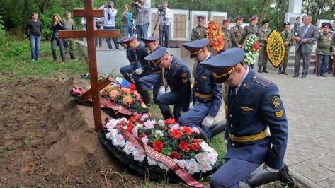 Бойца Красной армии, павшего в боях под Воронежем, опознали по номеру ордена
