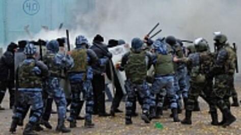 В Воронежской области в колонии разогнали учебные беспорядки