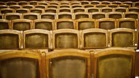 Половина зала. Как начнут сезон воронежские театры