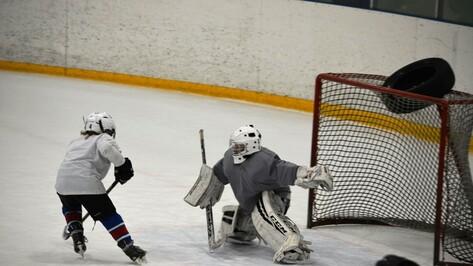 Россошанские хоккеисты разгромили воронежцев