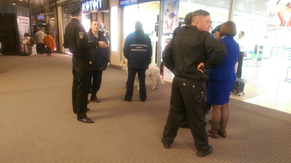 В Воронеже попался «заминировавший» торговый центр «Галерея Чижова» мужчина
