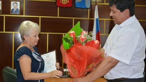 Нижнедевицкая начальница «Россельхозцентра» получила правительственную грамоту