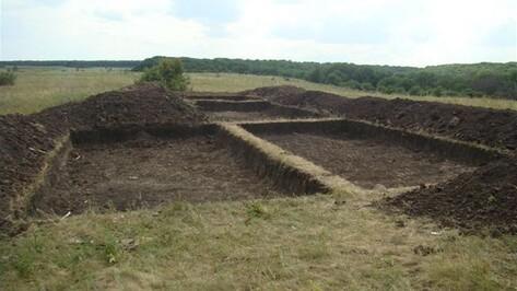 В Хохольском районе археологи нашли городище VI-V веков до нашей эры