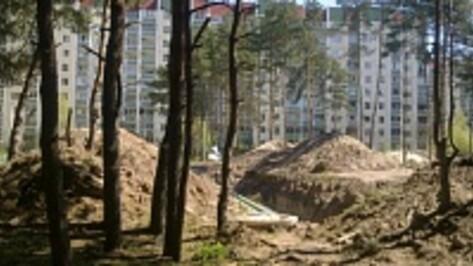 Бдить за сохранностью скифских «Частых курганов» будут жители Северного микрорайона Воронежа