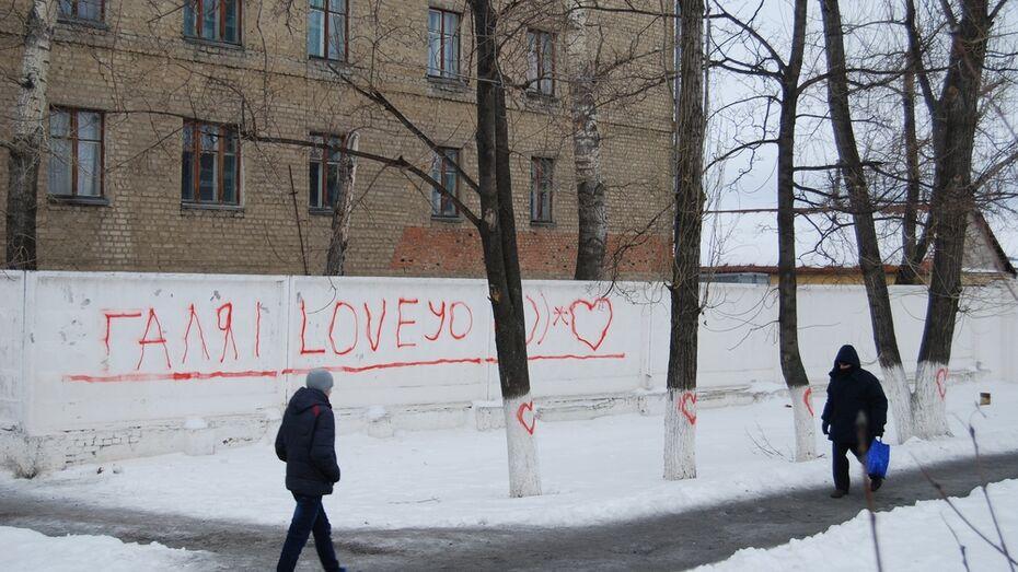В День всех влюбленных в Бутурлиновском районе вступит в брак только 1 пара