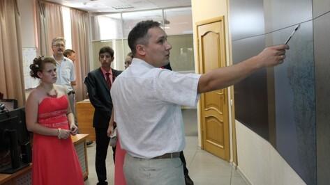 Специалисты «Воронежэнерго» поздравили выпускников подшефной школы-интерната