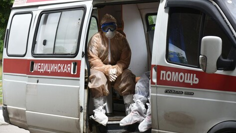 Воронежская больница обнародовала цифры по итогам 7 месяцев борьбы с COVID-19