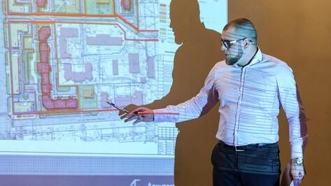 Власти Воронежа отклонили проект застройки квартала на Московском проспекте
