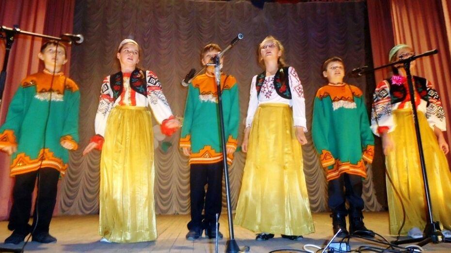 В лискинском селе Копанище прошел фестиваль дружбы народов